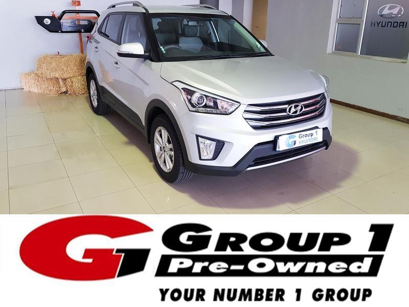 2017 Hyundai Creta 1.6 Executive Gauteng Midrand_0