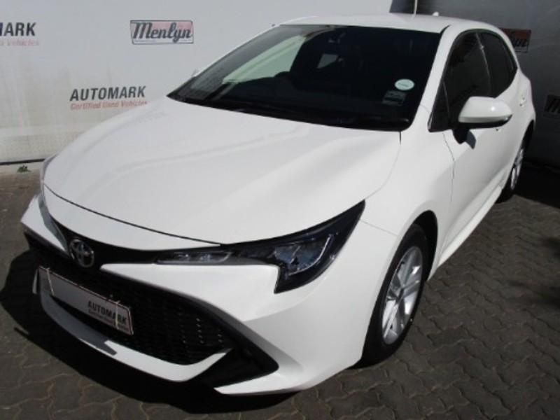 2019 Toyota Corolla 1.2T XS CVT 5-Door Gauteng Pretoria_0