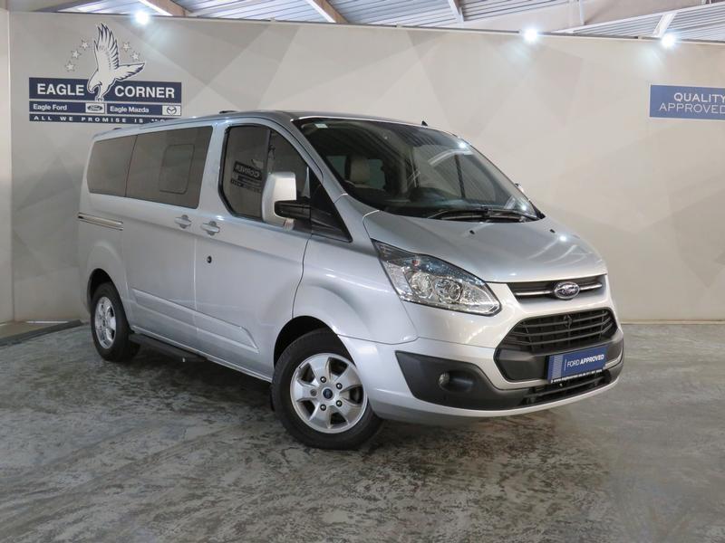2016 Ford Tourneo Custom LTD 2.2TDCi SWB 114KW Gauteng Sandton_0