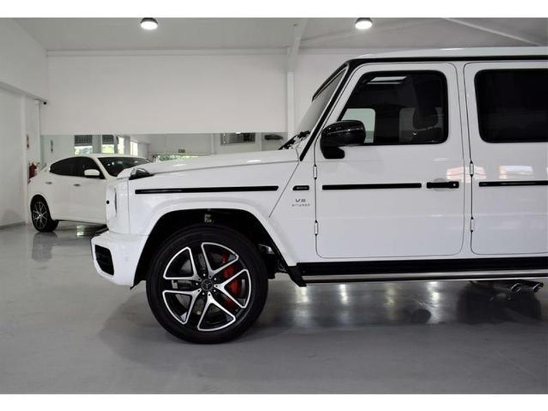 Used Mercedes-Benz G-Class AMG G63 for sale in Gauteng - Cars co za