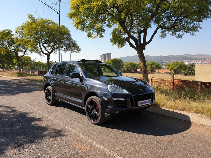 Used Porsche Cayenne Gts Tiptronic For Sale In Gauteng