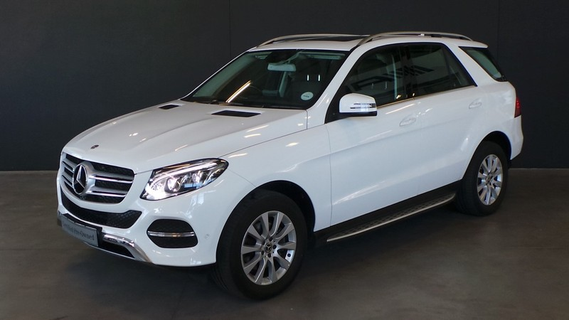 Used Mercedes Benz Gle Class 250d 4matic For Sale In Western