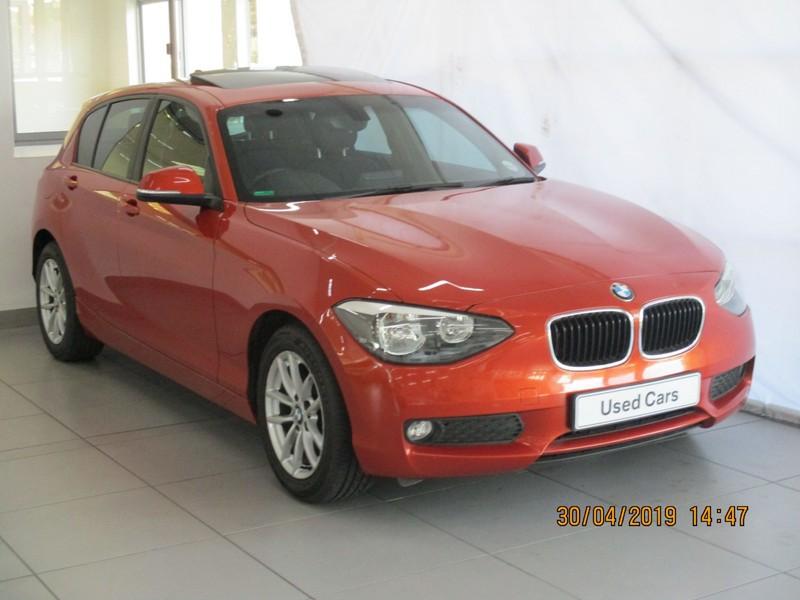 2014 BMW 1 Series 116i 5dr At f20  Kwazulu Natal_0