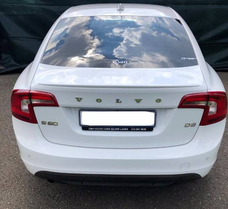 Used Volvo S60 D3 Excel Geartronic For Sale In Gauteng