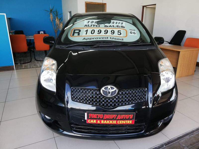 Spirit Auto Sales >> Used Toyota Yaris T3 Spirit A T 5dr For Sale In Western Cape