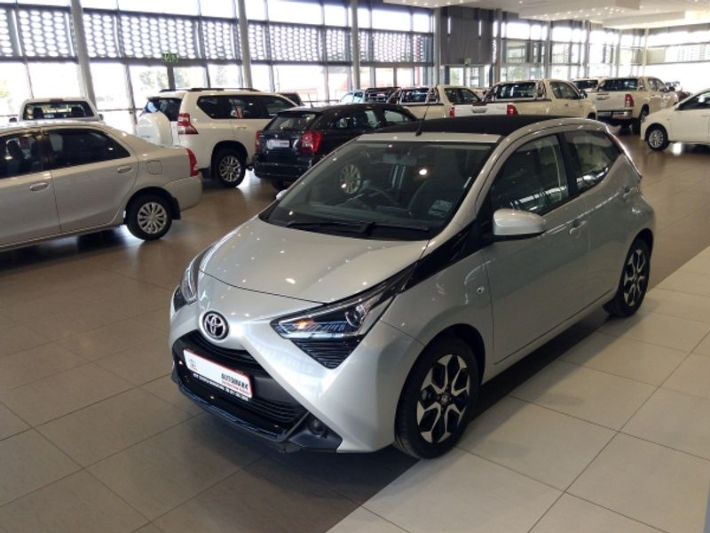 2019 Toyota Aygo 1.0 X-Cite 5-Door Limpopo Mokopane_0
