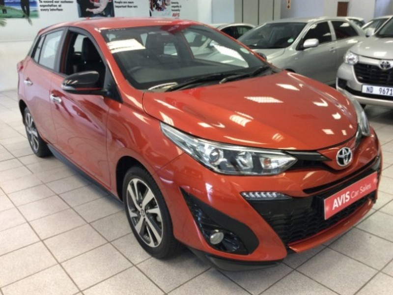 Used Toyota Yaris 1 5 Sport 5-Door for sale in Eastern Cape - Cars