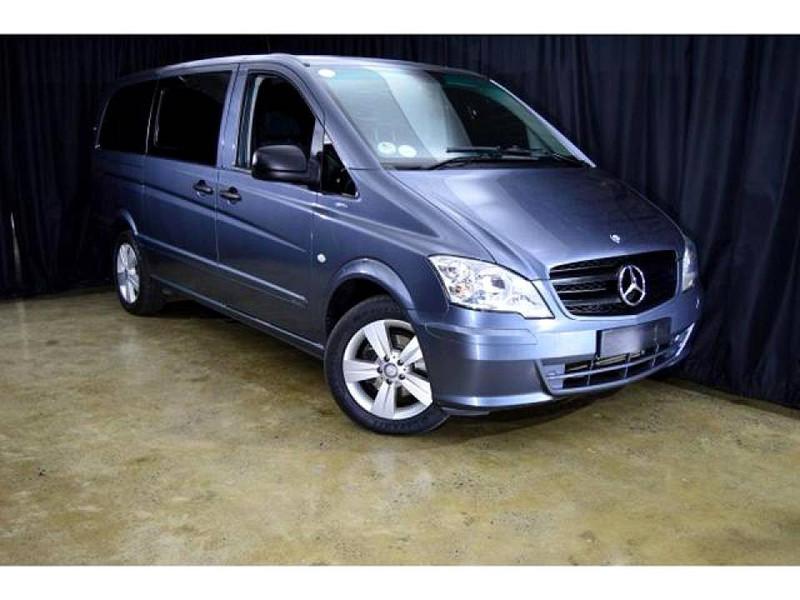 2014 Mercedes-Benz Vito 122 Cdi Shuttle  Gauteng Centurion_0