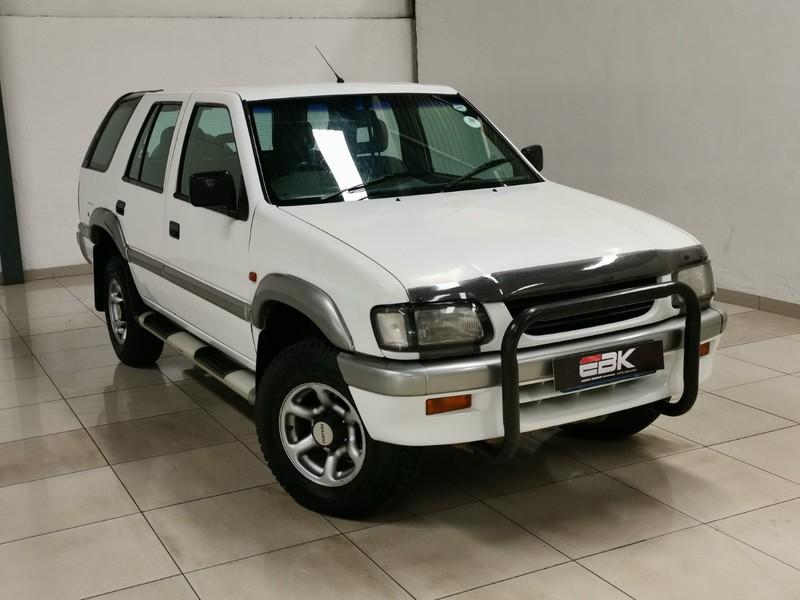 used isuzu frontier 320 4x2 lx for sale in gauteng - cars co za id 4743266