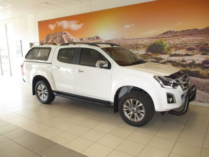 2019 Isuzu KB Series 300 D-TEQ LX AT Double Cab Bakkie Gauteng Magalieskruin_0