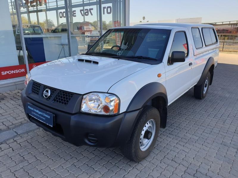 2019 Nissan NP300 Hardbody 2.5 TDi LWB 4X4 Single Cab Bakkie Gauteng Roodepoort_0