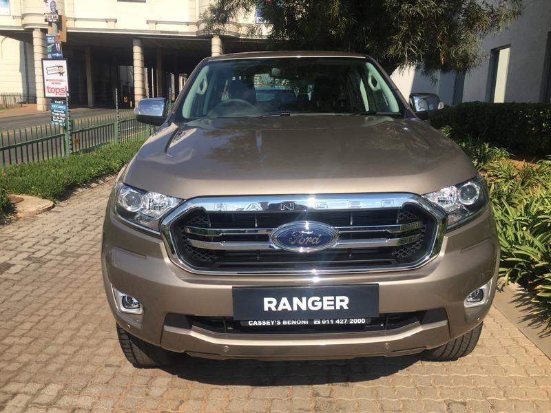 2019 Ford Ranger 3.2TDCi XLT Auto Double Cab Bakkie Gauteng Johannesburg_0
