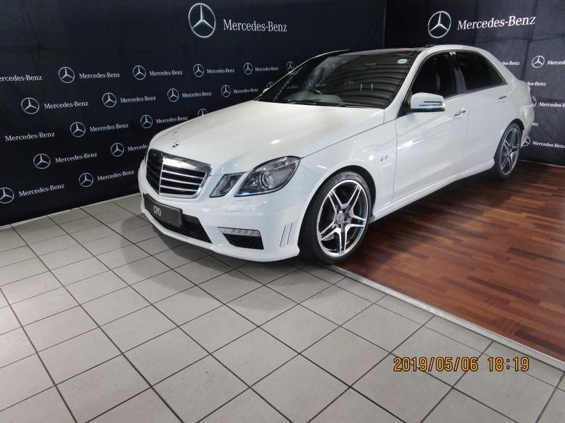 Used Mercedes Benz E Class E 63 Amg For Sale In Western Cape Cars