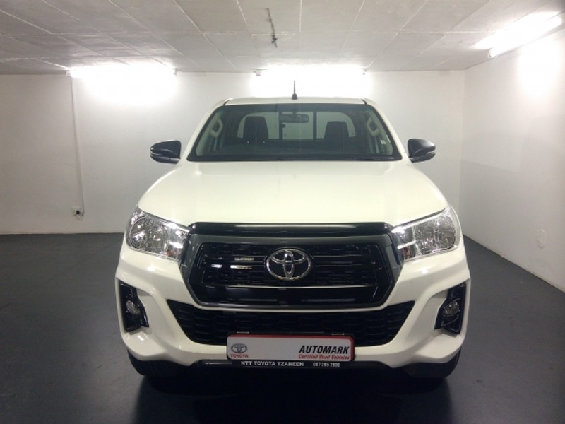 2019 Toyota Hilux 2.4 GD-6 RB SRX AT PU ECAB Limpopo Tzaneen_0