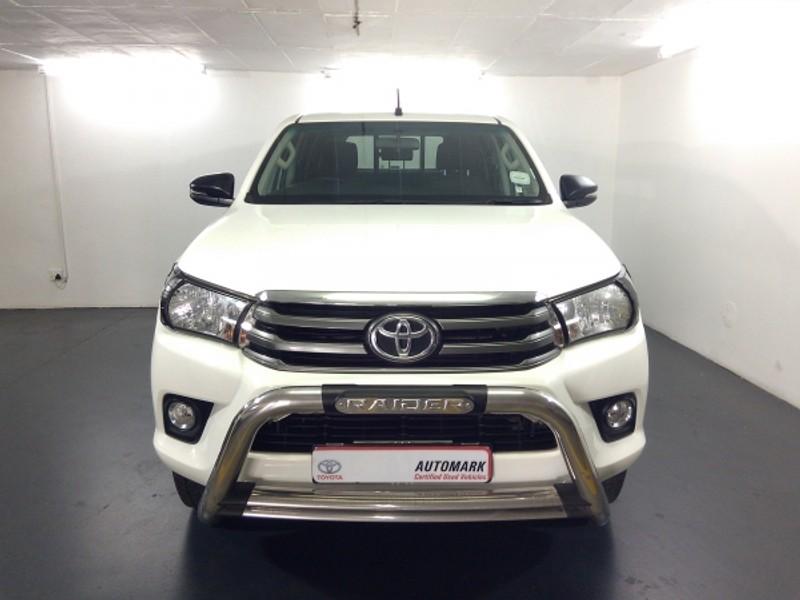 2018 Toyota Hilux 2.4 GD-6 SRX 4X4 Double Cab Bakkie Auto Limpopo Tzaneen_0