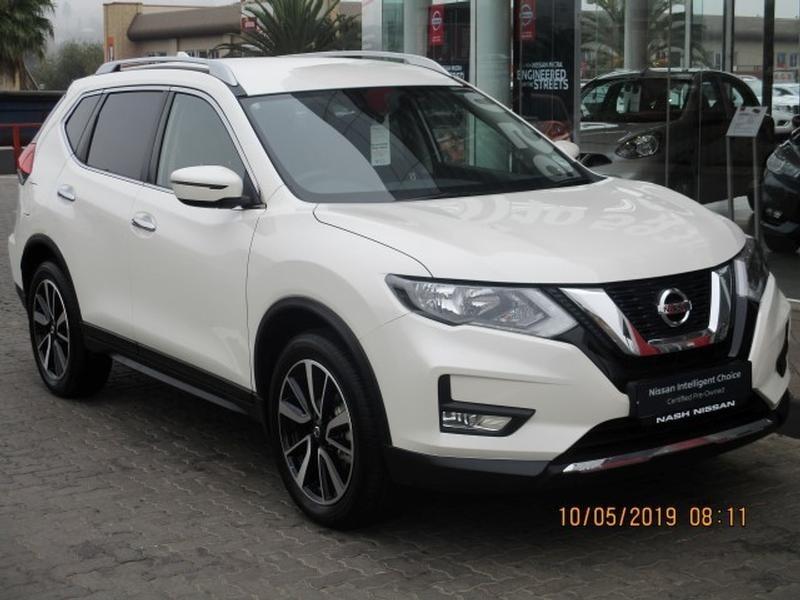 2019 Nissan X-Trail 2.5 Acenta PLUS 4X4 CVT 7S Gauteng Alberton_0