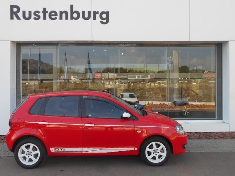 2017 Volkswagen Polo Vivo CITIVIVO 1.4 5-Door North West Province Rustenburg_0