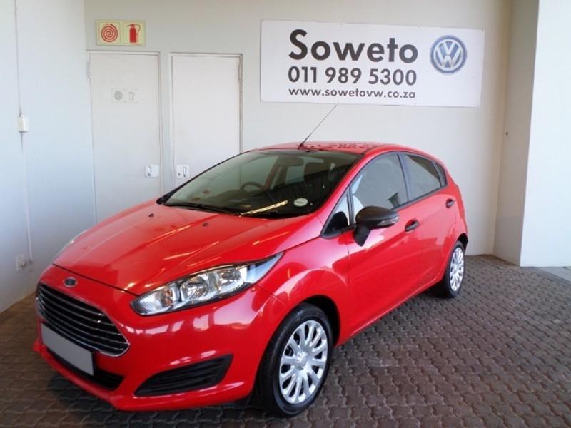 2015 Ford Fiesta 1.4 Ambiente 5-Door Gauteng Soweto_0