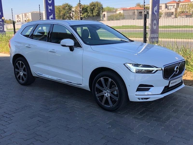 2019 Volvo XC60 D4 Inscription Geartronic AWD Gauteng Johannesburg_0