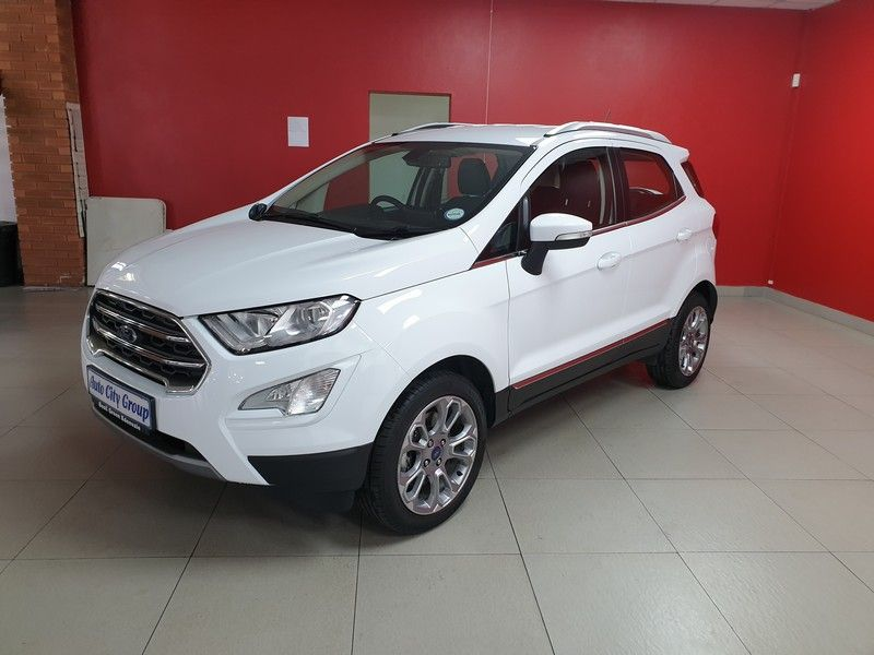 2018 Ford EcoSport 1.0 Ecoboost Titanium Gauteng Nigel_0
