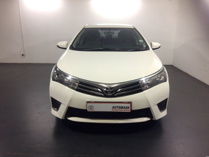 2014 Toyota Corolla 1.4D Prestige Limpopo Tzaneen_0