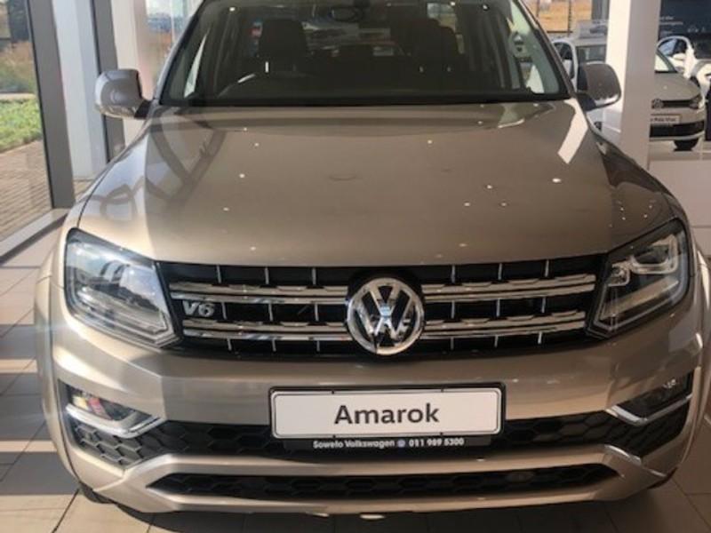 2019 Volkswagen Amarok 3.0 TDi Highline 4Motion Auto Double Cab Bakkie Gauteng Soweto_0