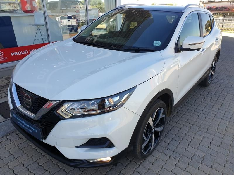 2018 Nissan Qashqai 1.5 dCi Tekna Gauteng Roodepoort_0