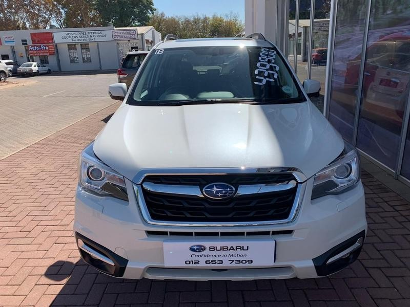 Used Subaru Forester 2 5 XS PREM CVT for sale in Gauteng