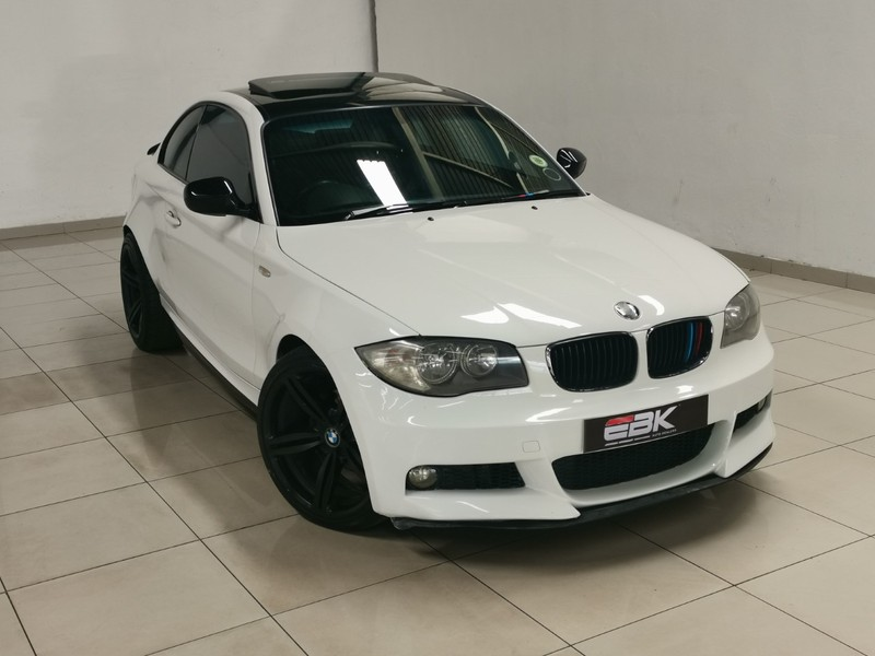 used bmw 1 series 120d coupe for sale in gauteng. Black Bedroom Furniture Sets. Home Design Ideas