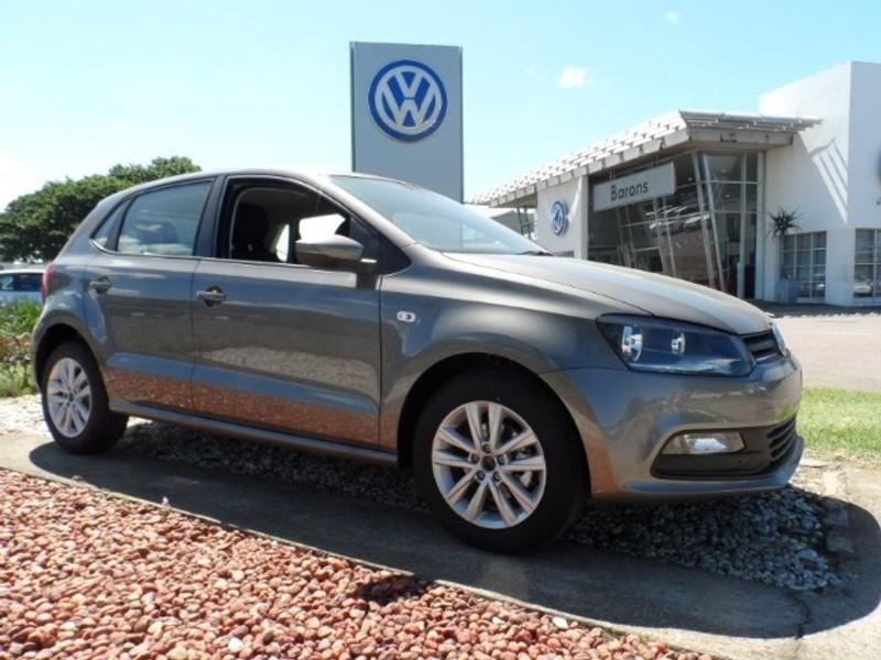 2019 Volkswagen Polo 1.0 TSI Highline 85kW Kwazulu Natal Durban_0