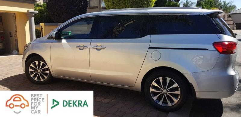 2016 Kia Sedona 2.2D SX Auto Gauteng Pretoria_0