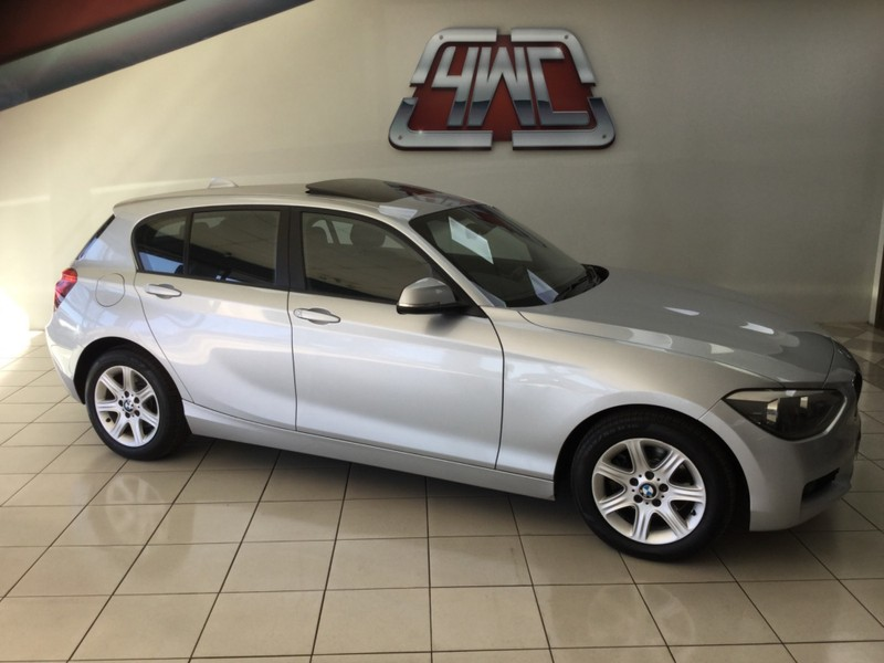 2014 BMW 1 Series 118i 5dr At f20  Mpumalanga Middelburg_0