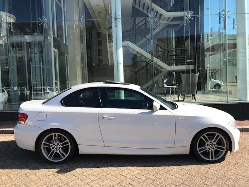 2012 BMW 1 Series 120d Coupe Sport At  Western Cape Cape Town_0