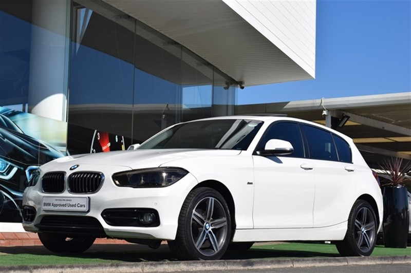 2015 BMW 1 Series 118i Sport Line 5DR Auto f20 Kwazulu Natal Umhlanga Rocks_0