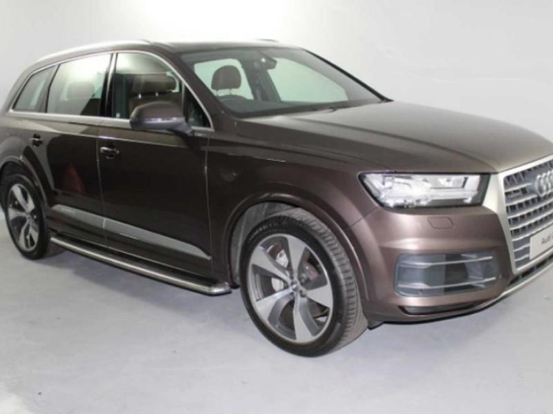 Used Audi Q7 3 0 TDI V6 Quattro TIP for sale in Western Cape - Cars