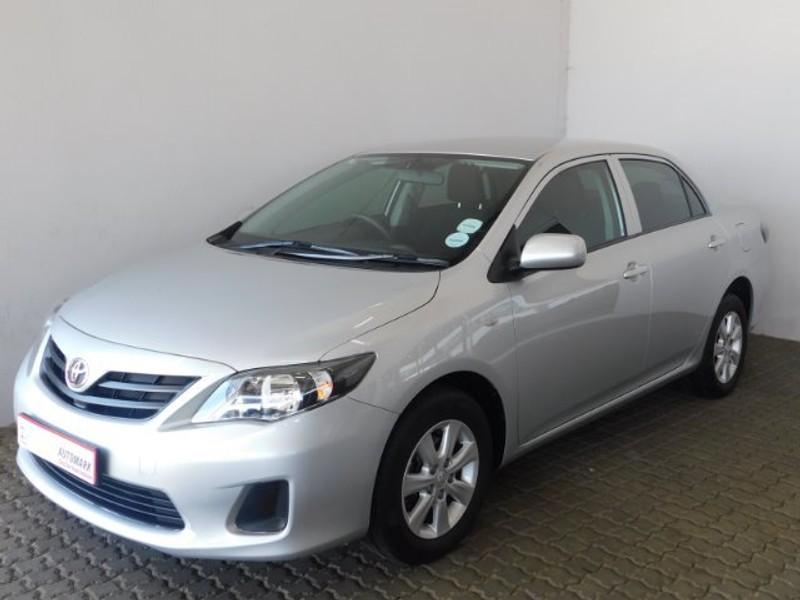 2018 Toyota Corolla Quest 1.6 Plus Gauteng Soweto_0