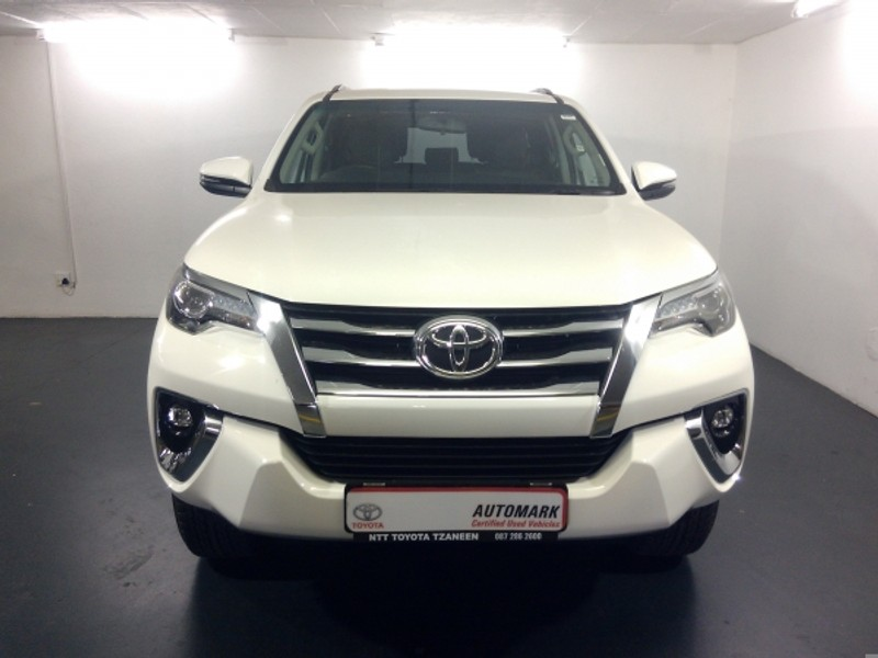 2019 Toyota Fortuner 2.8GD-6 4X4 Auto Limpopo Tzaneen_0