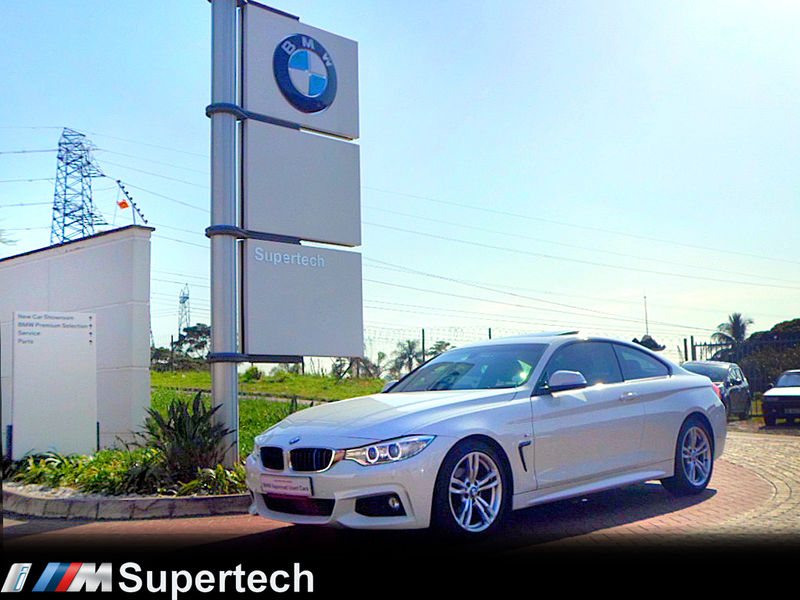 2014 BMW 4 Series Coupe M Sport Kwazulu Natal Durban_0