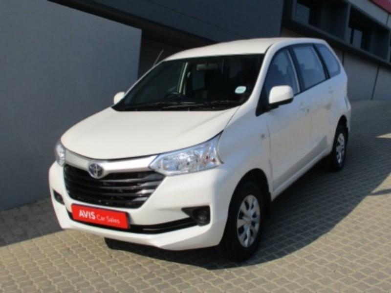 2018 Toyota Avanza 1.5 SX Mpumalanga Nelspruit_0