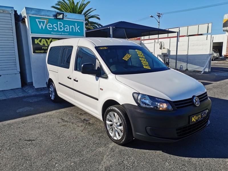 2015 Volkswagen Caddy Crewbus 2.0 TDI Western Cape Athlone_0