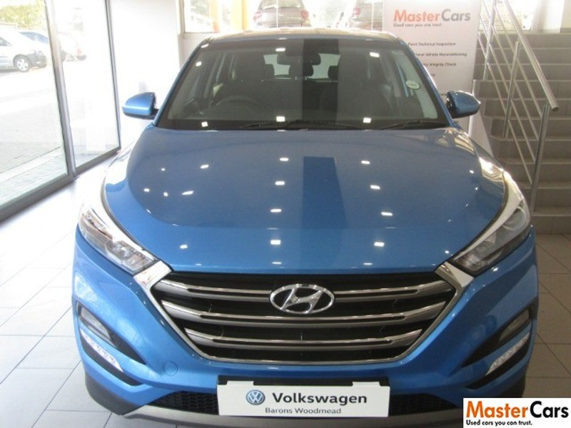 2016 Hyundai Tucson 2.0 Premium Gauteng Sandton_0