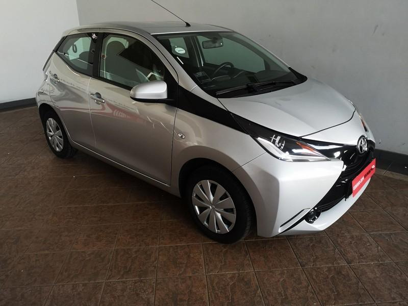 2018 Toyota Aygo 1.0 5-Door Gauteng Menlyn_0