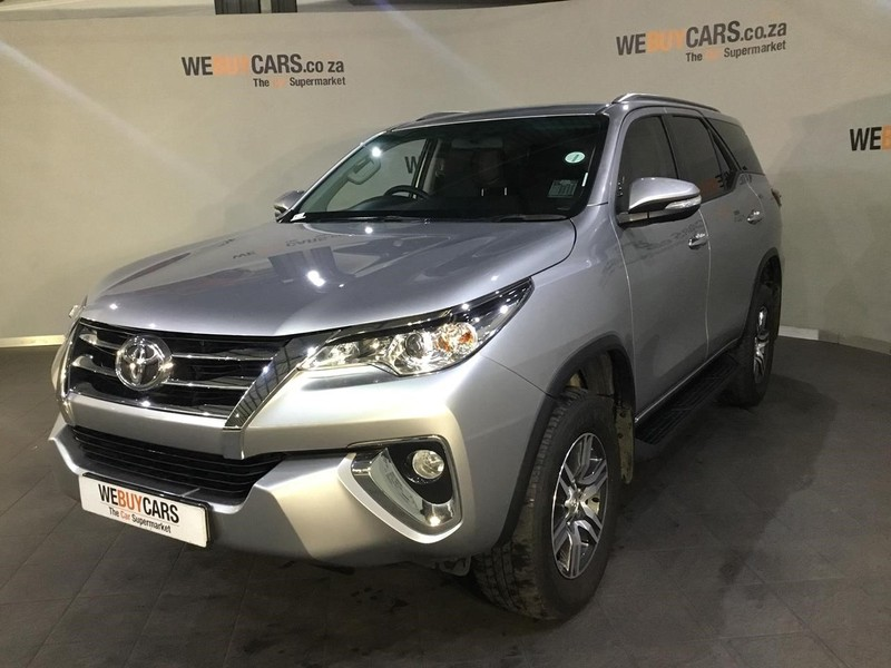 2017 Toyota Fortuner 2.4GD-6 RB Auto Western Cape Cape Town_0