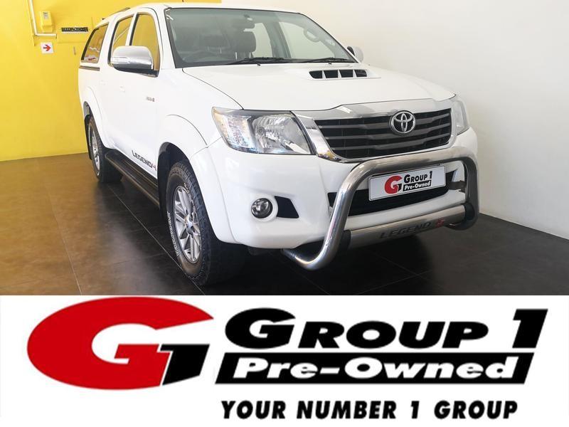2015 Toyota Hilux 3.0 D-4D LEGEND 45 4X4 Auto Double Cab Bakkie Western Cape Stellenbosch_0