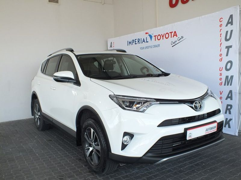 2018 Toyota Rav 4 2.0 GX Auto Western Cape Brackenfell_0