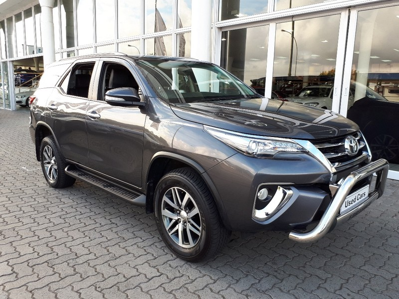 2017 Toyota Fortuner 2.8GD-6 RB Auto Western Cape Tygervalley_0
