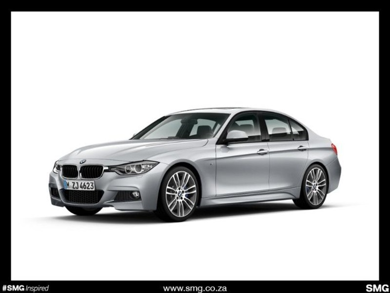 2015 BMW 3 Series 320i M Sport Line At f30  Western Cape Tygervalley_0