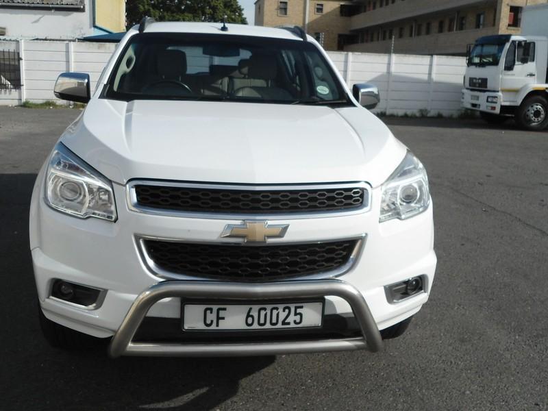 2013 Chevrolet Trailblazer 2.8 Ltz 4x4 At  Western Cape Bellville_0