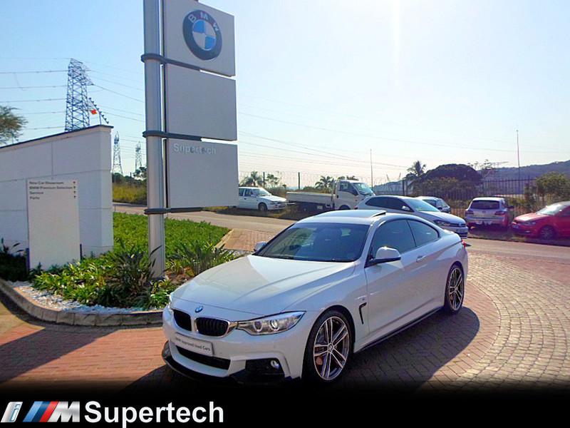 2018 BMW 4 Series 420D Coupe M Sport Auto Kwazulu Natal Durban_0