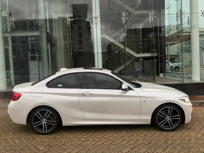 2018 BMW 2 Series 220i M Sport Auto Western Cape Cape Town_0